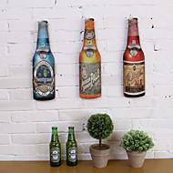 壁の装飾 ウッド 現代風 レトロ風 ウォールアート,1