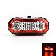 hátsó lámpák LED LED Kerékpározás Újratölthető Szuper könnyű Melegítő USB Lumen USB Piros Kerékpározás Szabadtéri