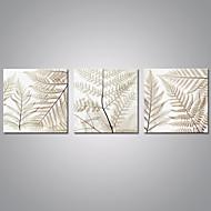 Strukket Lærred Print Abstrakt Moderne,Tre Paneler Kanvas Horisontal Kunsttryk Vægdekor For Hjem Dekoration
