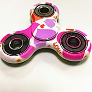 Fidget spinners Hand Spinner Speeltjes Tri-Spinner Kunststof EDCStress en angst Relief Kantoor Bureau Speelgoed Relieves ADD, ADHD,