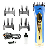 Cat Dog Grooming Clipper & Trimmer Wireless Rechargeable Blue