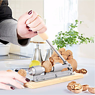 1枚 ピーラー&おろし金 For ナット メタル 高品質 クリエイティブキッチンガジェット
