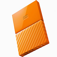 WD  New My Passport 2TB 2.5 Inch Mobile Hard Disk WDBYFT0020BOR-CESN