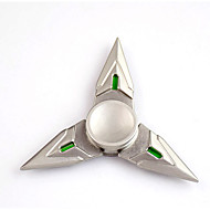 6.5CM Fidget Spinner Inspired by Overwatch Genji Annie Anime Cosplay Accessories Chrome