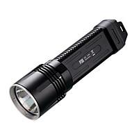 Nitecore® P36 פנס LED LED 2000 Lumens מצב Cree 18650עמיד למים / ניתן לטעינה מחדש / עמיד לחבטות / אחיזה נגד החלקה / טקטי / חירום / הגנה עצמית
