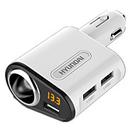 HYUNDAI Fast Charge Other 3 USB Ports Charger Only DC 5V/3.1A