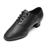 """מותאם אישית גברים לטיני עור עקבים נעלי ספורט הופעה עקב נמוך שחור מתחת ל2.5 ס""""מ"""