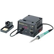 Anti-estático controle de temperatura digital plataforma de soldagem ac220v 60w