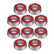 608r 21mm x 7mm metalowe osłonięte łożyska promieniowe łożyska kulkowe zwykłe łożyska kulkowe dla fidget spinner toy --- 10 szt