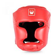 Pokrývka hlavy pro Box Muay Thai Unisex Sport PU (polyuretan)