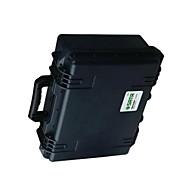 Sata güvenlik kutusu 25 taşınabilir (standart sünger dahil) çok işlevli alüminyum alaşımlı saklama alet kutusu / 1 adet