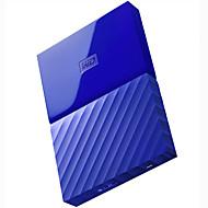 Wd wdbynn0040bbl-cesn 4tb 2,5 inch blauwe externe harde schijf usb3.0
