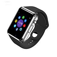 IOSとAndroidスマートフォンのためのスマートウォッチW8腕時計スポーツ歩数計SIMカードスマートウォッチをブルートゥース