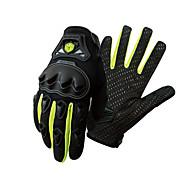 Strikket Trykbart Polyester Motorcykler Handsker