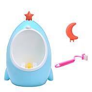 キュート 壁式 子供 洗濯可 取り外し可 ポリプロピレン 男性用 トイレ 子供用 バースキャディー
