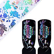 1 Adesivos para Manicure Artística Folha Tape Stripping maquiagem Cosméticos Designs para Manicure