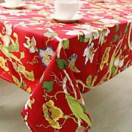 Muuta Tulostus Table Cloths , Cotton Blend materiaali 1