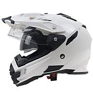 Motocross Antifog Multi-Functional Breathable ABS Motorcycle Helmets