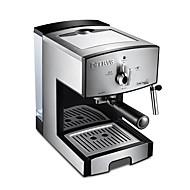 Automat de cafea Semiautomat Tip de abur Sănătate Design vertical Ușor Funcția de rezervare 220V