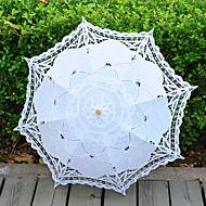 傘 ハンドル ポスト 金属 ウッド 26.8inch (約68cm)