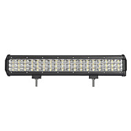 162w-rij 16200lm auto led werklicht bars voor vrachtwagens 12v 24v off road led light bars auto led bars lichten combo