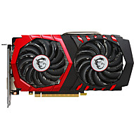 MSI Placă grafică video GTX1050Ti 1493MHz/7108MHz4GB/128 biți GDDR5