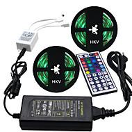 72W ערכות תאורה 6000-7000 lm AC100-240 V 10 מ ' 300 נוריות RGB