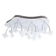 צמודי תקרה ,  מודרני / חדיש מסורתי/ קלאסי כרום מאפיין for LED מתכת חדר שינה חדר אוכל חדר עבודה / משרד חדר ילדים מסדרון מוסך
