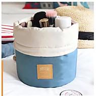 1set Toilettas Cosmetisch Tasje Waterdicht Opbergproducten voor op reis Opvouwbaar voor Waterdicht Opbergproducten voor op reis Opvouwbaar