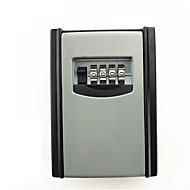 ks008亜鉛合金キーボックス4桁のパスワードキー収納ボックス壁掛けルームカード収納ボックスデイルロックパスワードロック