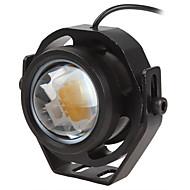 1kpl 1000lm 10w auton huomiovalot kotkansilmä valo johti sumuvalot päiväajovalojen kääntää pysäköinti valo lamppu IP67 vesitiivis dc12-32v
