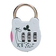 114 tiroir&Verrouillage de l'armoire verrouillage du mot de passe verrouillage du mot de passe de verrouillage à 3 chiffres