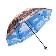 Sammenfoldet paraply Herrer Dame