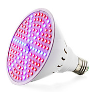 Grow Lamps for Flowering Plant and Hydroponics System 15W  (90Red+36Blue) E27 (85-265V)