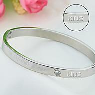 I stainless steel titanium bracelet bracelet jewelry jewelry hot Korean popular Valentine's Day