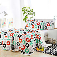 Flannel Geometric Other Blankets