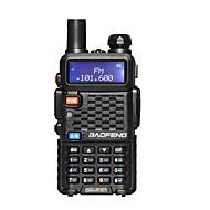 Baofeng bf-f8 plus bf-f8 mini walkie-talkie 5w 136-174mhz 400-520mhz vhf / uhf dual band handheld lähetin kaksisuuntainen radio