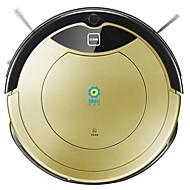 Robot Vacuum DS Våd og tør Mopping Selvopladning Væltesikring Antikollisionssystem Planlægningsplanlægning Fjernbetjening
