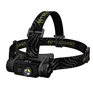 LED Light Headlamps Cap Lights LED 1000 Lumens Mode Cree XM-L2 T6 18650 CR123A Widespread Lighting Travel Ergonomic Design