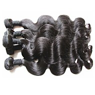 wholesale best brazilian virgin hair bundles 1kg 10pcs lot body wave style unprocessed human hair weaves natural black color 100% full refund