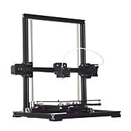 tronxy x3 työpöydän korkean tarkkuuden LCD-näyttö 3d tulostimen kit - eu plug musta