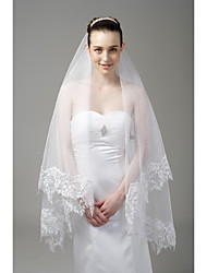 1 Layer Waltz Wedding Veils