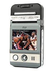 1920 * 1080p câmara de vídeo de alta definição (yp-f200hd-b)