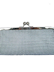 Gorgeous Plated Bubble Mesh Evening Handbags/ Clutches More Colors Available