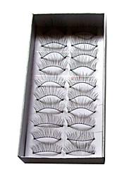 Natural Looking Fashion Lashes 113# - 10 Pairs Per Box