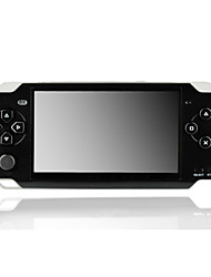 4.3 Inch TFT LCD PSP Style Game MP4 Player (4GB)