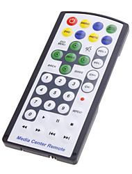 multimédia ir télécommande avec récepteur USB pour PC (1 * CR2025)