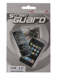"LCD Screen Protector (3,2 "", 49mm * 65.5mm) 2 #"