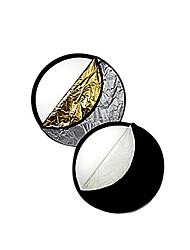 """43 """"110cm 5-in-1 Studio Réflecteur de lumière disque repliables (cca296)"""