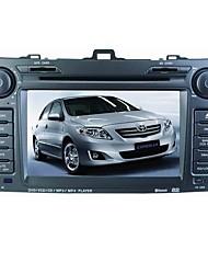 Autoradio DVD 7 pouces / GPS / Bluetooth / pour Corolla pour Toyota